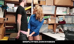 Shoplyfter - hot milf dominates youthful second-story be beneficial to stealing