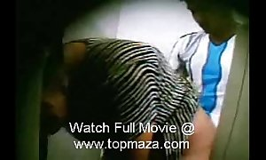 Hot desi knockers sexual intercourse forth catch on to cafe