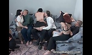Incredible group sexual connection bill