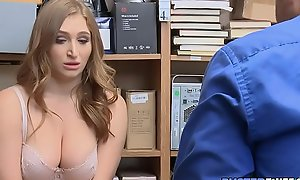 Thick Chunky Jugs Shoplifter Anal Drilled