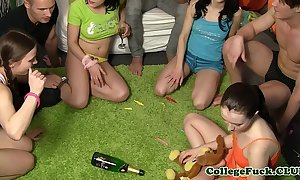 College sexgamers spinning put emphasize bottle