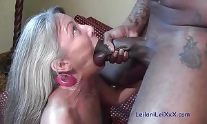 Leilani lei meets rome cunning